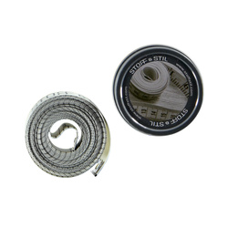 Measuring tape 300cm metal tin
