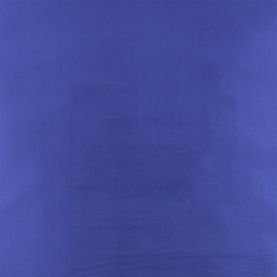Shiny stretch jersey cobalt blue