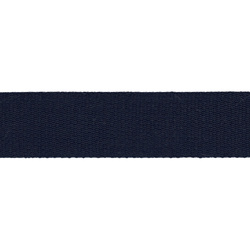 Ribbon woven 32mm navy 3m