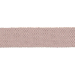 Ribbon woven 32mm pale rose 3m