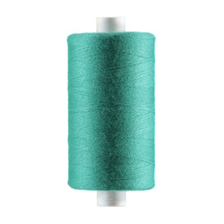 Sewing thread aqua 1000m