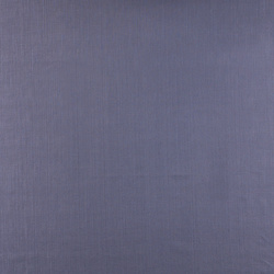 Coarse linen/viscose dusty blue