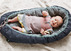 Baby nest and sleeping bag