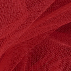 Tulle red
