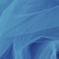 Tulle turquoise