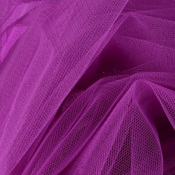 Tulle red/purple