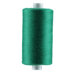 Sewing thread green 1000m