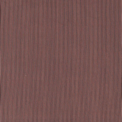 Woven cotton powder/navy stripes