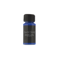 Textile paint Solid 50ml Blue