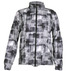 Woven sports nylon w abstract print