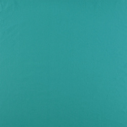 Luxury cotton dark aqua