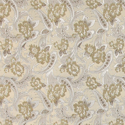 Jacquard satin nature w flowers