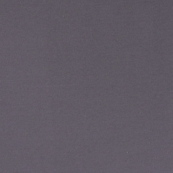 Organic stretch jersey dusty dark purple