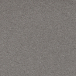 Cotton jersey grey melange soft