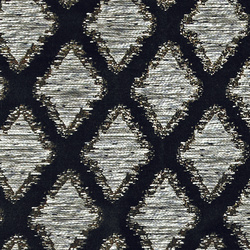 Woven brocade black with gold lurex