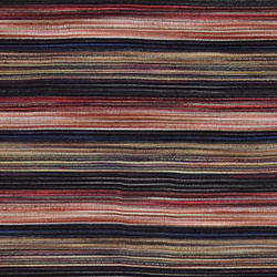 Pleats multicolored stripe