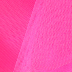 Tulle light neon pink