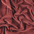 Organic st velour cotton dark rose