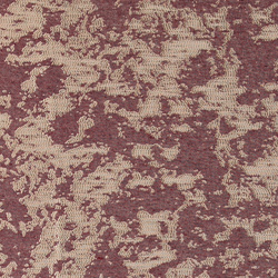 Jacquard plum w abstract golden pattern
