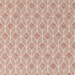 Linen look redbrown abstract pattern