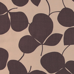 Modal twill dusty powder w flowers