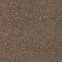 Polar fleece dusty walnut