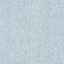 Stretch velvet clear light blue