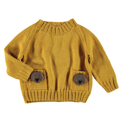 JUMPER WITH POCKETS