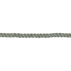 String 6mm grey melange 3m