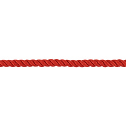 String 6mm red 3m