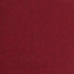 Felt 3mm 40x40cm dark red melange 1pc