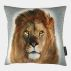 Jersey photo print appr. 50x70cm lion