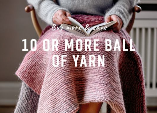 Yarn with volume discount