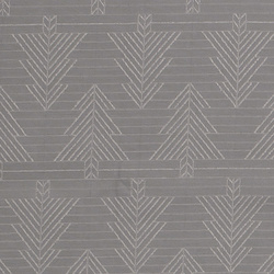 Jacquard grey w trees