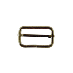 Buckle 38mm antique gold 1 pcs