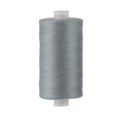 Sewing thread light antique blue 1000m