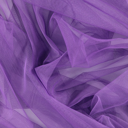 Soft tulle purple