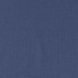 Cotton poplin dark blue