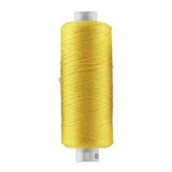 Quilting thread yellow 300m