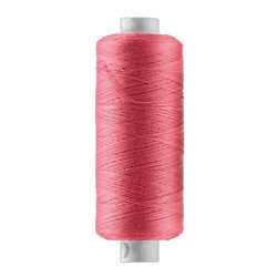 Quilting thread pink 300m