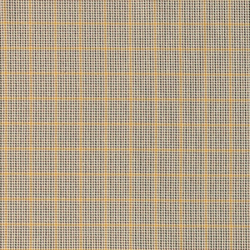 Woven YD check yellow/nature