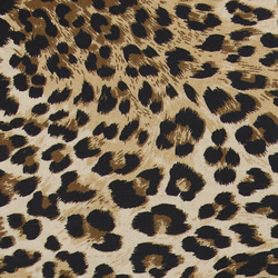 Möbelvelours Leopardenprint