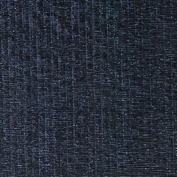Pleat mesh metallic blue