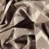 Gobelin brown zig zag pattern