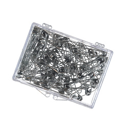 Safety pins 28mm 100 pcs