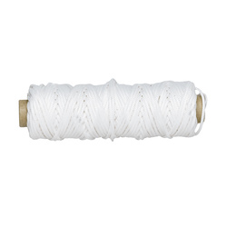 Polyester string 1,5mm white 15m