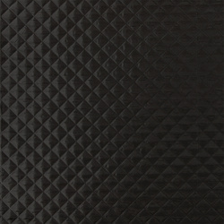 Polyester quilt black w dot welding