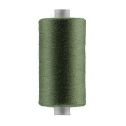 Sewing thread grass green 1000m