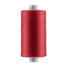 Sewing thread red 1000m