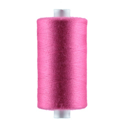 Sewing thread pink 1000m